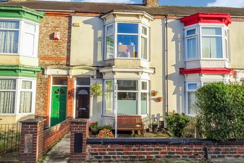 2 bedroom terraced house for sale - Eton Road, Stockton, Stockton-on-Tees, Stockton On Tees, TS18 4DL