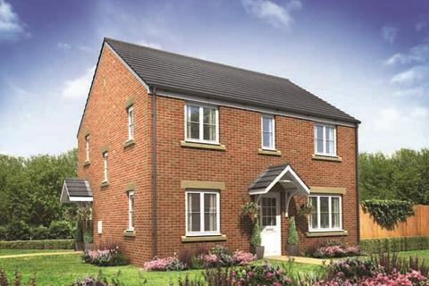 4 bedroom detached house for sale - Plot 5, The Chedworth Corner at The Hedgerows, Crewe Road ST7