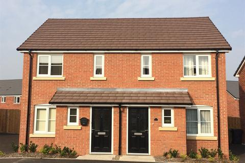 2 bedroom semi-detached house for sale - Plot 214A, The Alnwick  at Paragon Park, Foleshill Road CV6
