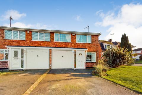 3 bedroom semi-detached house for sale - Bosworth Avenue,Sunnyhill,Derby,DE23 1LE