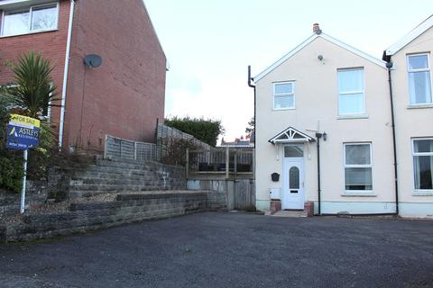 3 bedroom semi-detached house for sale - West Cross Avenue, West Cross, Swansea, City & County Of Swansea. SA3 5TX