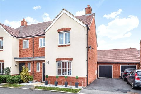 3 bedroom semi-detached house for sale - The Old Furlong, Cranfield, Bedfordshire, MK43