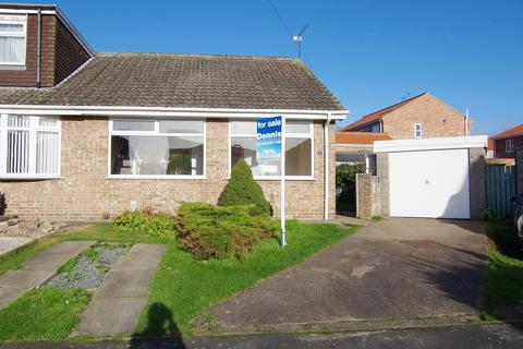 3 bedroom semi-detached bungalow for sale - Elm Tree Close, Thorngumbald HU12