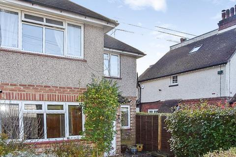 2 bedroom ground floor maisonette - Kingscroft Road, Banstead, Surrey. SM7