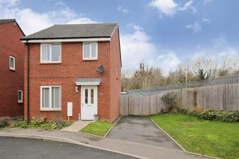 3 bedroom detached house for sale - Hadlow Close, Redditch, B98 7FU