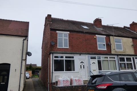 2 bedroom end of terrace house to rent - 269 Cemetery Road, Cannock, WS11 4QE