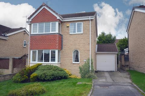 4 bedroom detached house for sale - Greengate Close, Brampton, Chesterfield, S40 3SJ