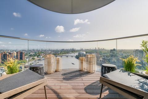 4 bedroom flat for sale - 201 Tower West, Chelsea Waterfront, Waterfront Drive, London, SW10