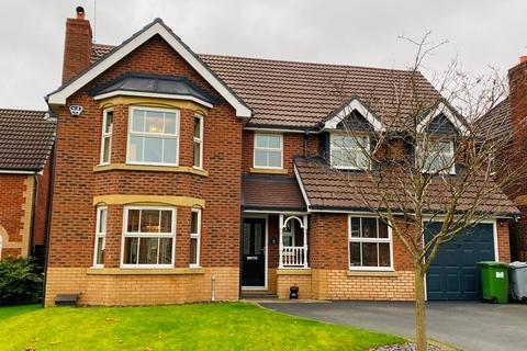 4 bedroom detached house for sale - Lingfield Close, Macclesfield, SK10