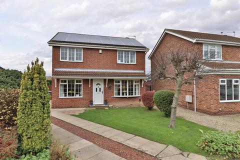 4 bedroom detached house for sale - Orrin Close, York, YO24 2RA