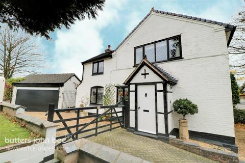 3 bedroom cottage for sale - Longton Road, Stoke-On-Trent