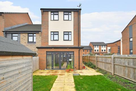 4 bedroom end of terrace house for sale - Norville Drive, Hanley, Stoke-on-Trent