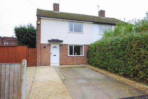 2 bedroom semi-detached house for sale - Bracken Avenue, Heath, Chesterfield