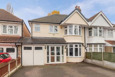 4 bedroom semi-detached house for sale - Littleover Avenue, Hall Green