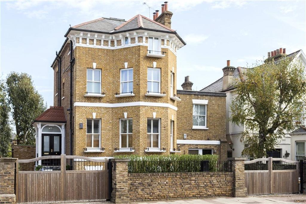 6 Bedrooms Detached House for sale in Trinity Road, Wandsworth, London, SW17