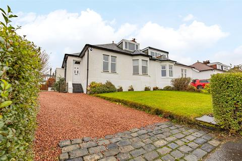 4 bedroom semi-detached bungalow for sale - Kessington Road, Bearsden