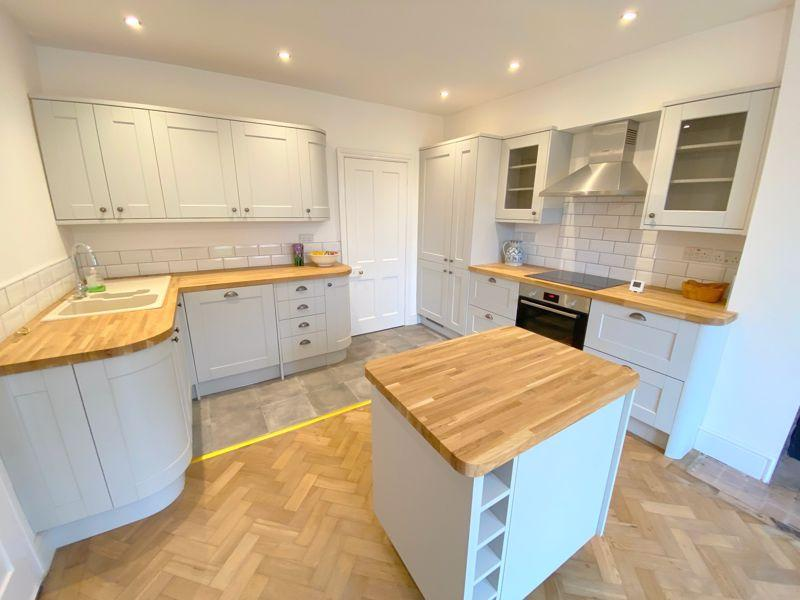 Re fitted Kitchen