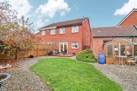 3 bedroom semi-detached house for sale - Lapwing Close, South Beach Estate, Blyth