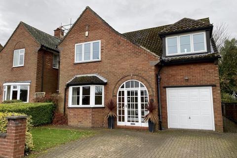 4 bedroom detached house to rent - Westville Drive, Congleton