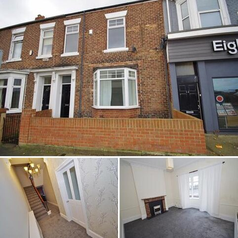 3 bedroom terraced house to rent - Derby Street, Sunderland, Tyne and Wear, SR2
