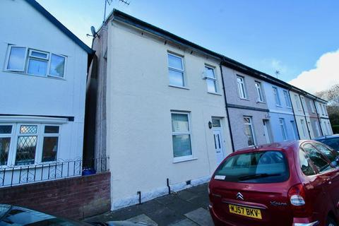 3 bedroom end of terrace house - Cawnpore Street, Cogan, CF64 2JU