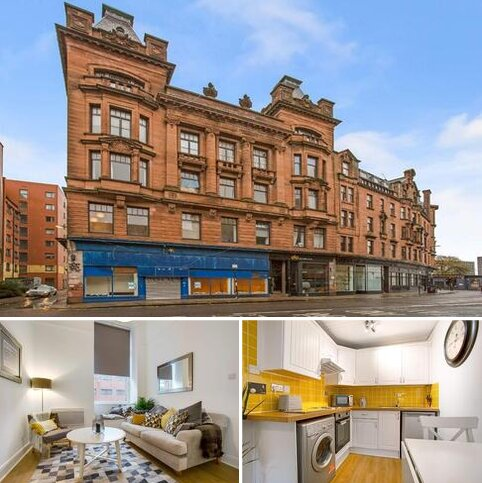 1 bedroom flat for sale - Stockwell Street, Glasgow, G1 4LR