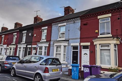 3 bedroom terraced house for sale - 62 August Road, Liverpool