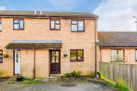 3 bedroom terraced house for sale - Glebe Close, Maids Moreton