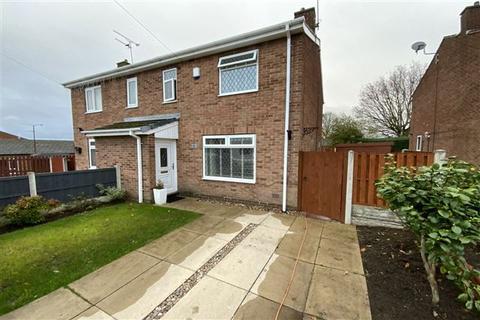3 bedroom semi-detached house - Trenton Rise, Woodhouse, Sheffield, Sheffield, S13 7RZ
