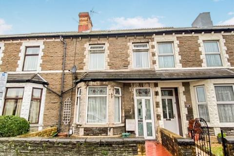 3 bedroom terraced house for sale - Court Road, Barry