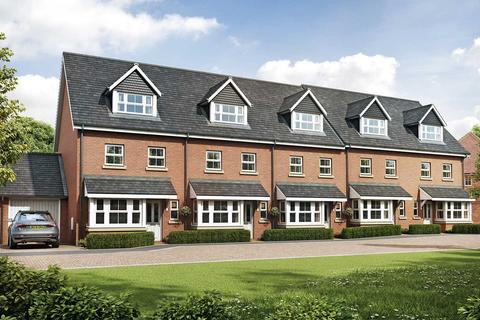 3 bedroom terraced house for sale - Plot 76, The Lincoln at Catherington Park, Woodcroft Lane, Waterlooville, Hamsphire PO8