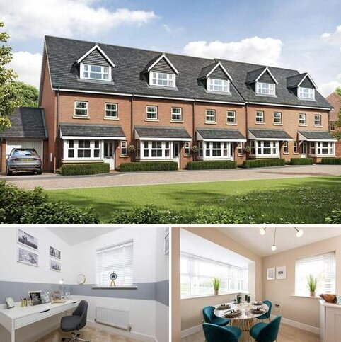 3 bedroom end of terrace house for sale - Plot 75, The Lincoln at Catherington Park, Woodcroft Lane, Waterlooville, Hamsphire PO8