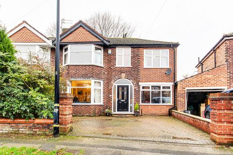 4 bedroom semi-detached house for sale - Salisbury Road, Davyhulme, Manchester, M41