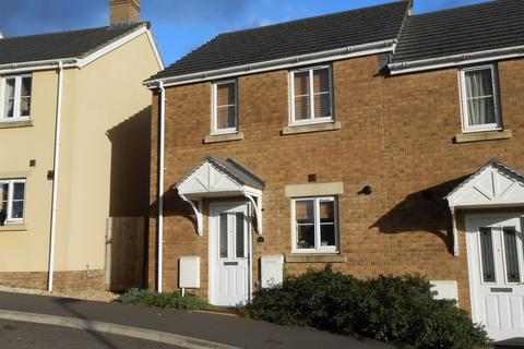 2 bedroom terraced house to rent - Nadder Meadow, South Molton