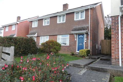 3 bedroom semi-detached house for sale - Manor View, Par