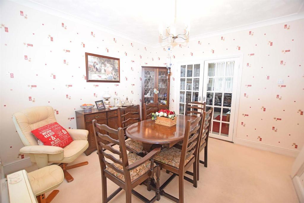 Cowper dining room