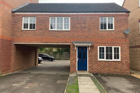 3 bedroom terraced house for sale - The Sidings, Oakham