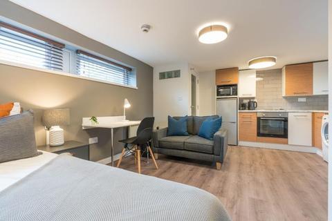 Studio to rent - Osborne Road, Jesmond, NE2
