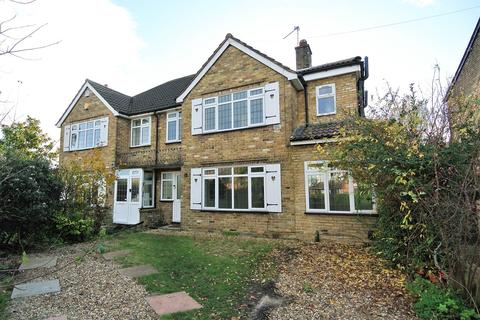4 bedroom semi-detached house for sale - Oaks Road, Staines-upon-Thames, TW19