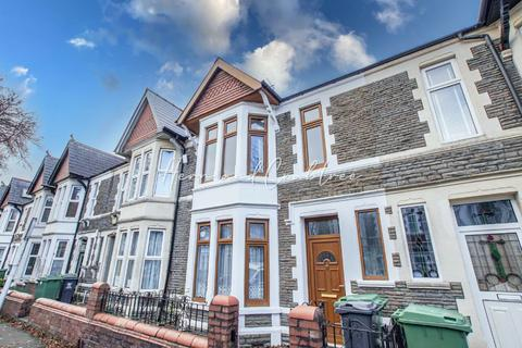 3 bedroom terraced house for sale - Canada Road, Cardiff