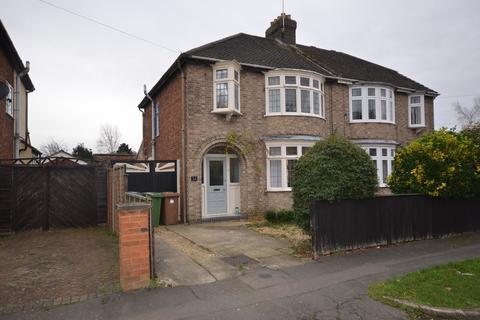3 bedroom semi-detached house for sale - Grange Avenue, Peterborough, PE1