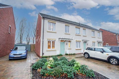 3 bedroom end of terrace house for sale - Trem Yr Afon, The Mill, Cardiff