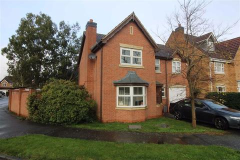 4 bedroom detached house for sale - Duncombe Road, Heathley Park