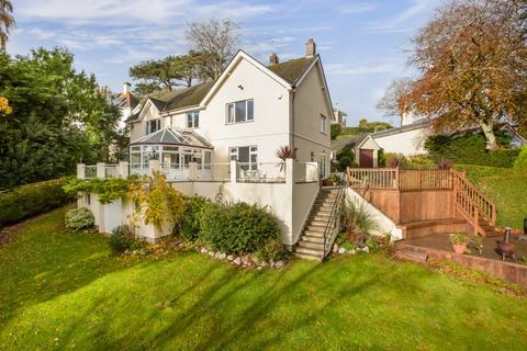 4 bedroom detached house for sale - Middle Warberry Road, Torquay, TQ1