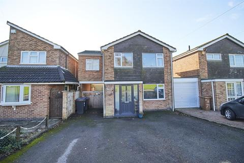 4 bedroom detached house for sale - Clifton Way, Hinckley
