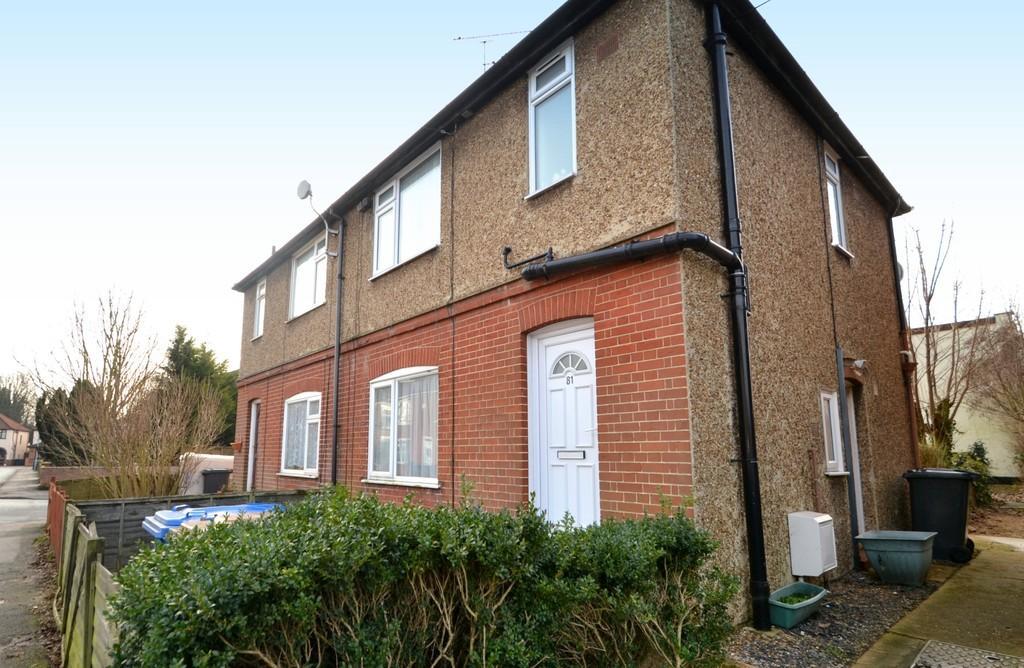 1 Bedroom Maisonette Flat for sale in Eustace Road, Ipswich,Suffolk