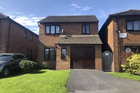 3 bedroom detached house for sale - Llansteffan Road, Johnstown, Carmarthen
