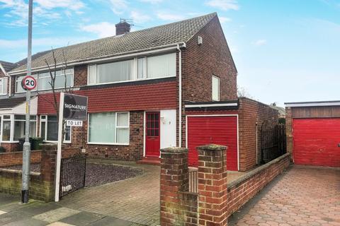 3 bedroom semi-detached house to rent - Leander Avenue, Choppington