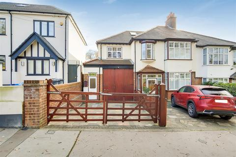 2 bedroom end of terrace house for sale - Norbury Hill, Streatham