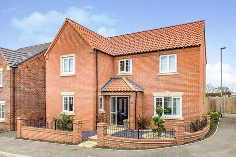 4 bedroom detached house for sale - Forlorns Drive, Driffield